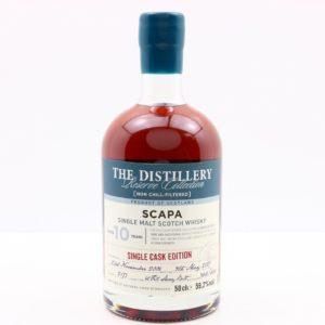 Scapa 10 Year 2006 The Distillery Reserve Collection