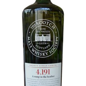 Highland Park 22 Year 1991 SMWS 4.191 A Romp in the Heather