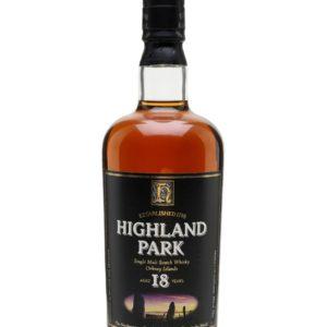 Highland Park 18 Year (2000) Dumpy Bottle