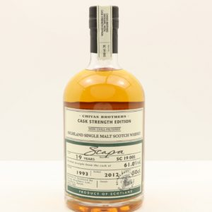 Scapa 19 Year 1993 Cask Strength Edition
