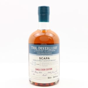 Scapa 23 Year 1992 The Distillery Reserve Collection