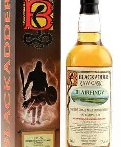 Blairfindy 15 Year 1997 Blackadder Raw Cask