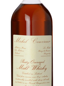 Michel Couvreur 12 Year Peaty Overaged Malt Whisky