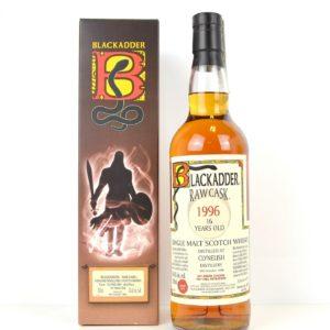 Clynelish 16 Year 1996 Blackadder Raw Cask
