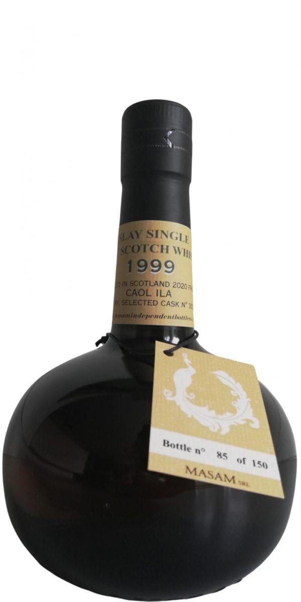 Caol Ila 21 Year 1999 Masam Silvano's Collection bottle