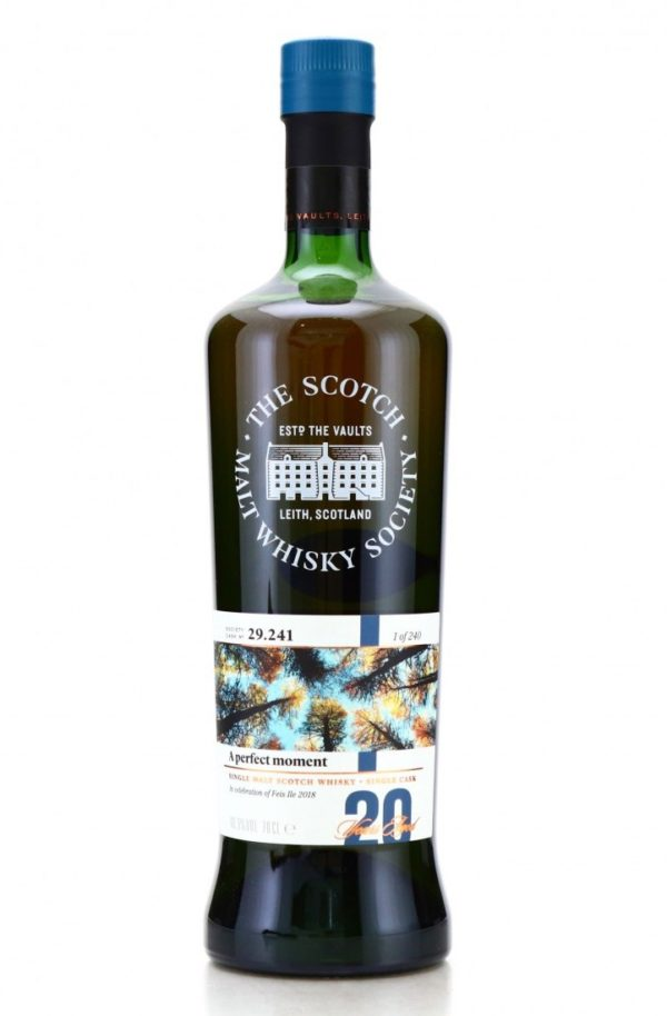 Laphroaig 20 Year 1996 SMWS 29.241 A Perfect Moment bottle