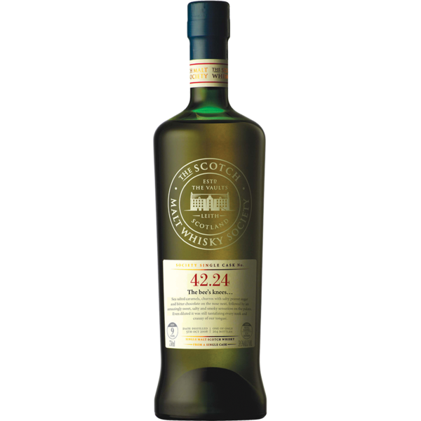 Tobermory 9 Year 2006 SMWS 42.24 The Bee's Knees