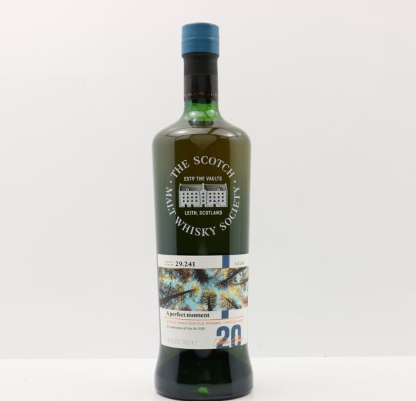 Laphroaig 20 Year 1996 SMWS 29.241 A Perfect Moment
