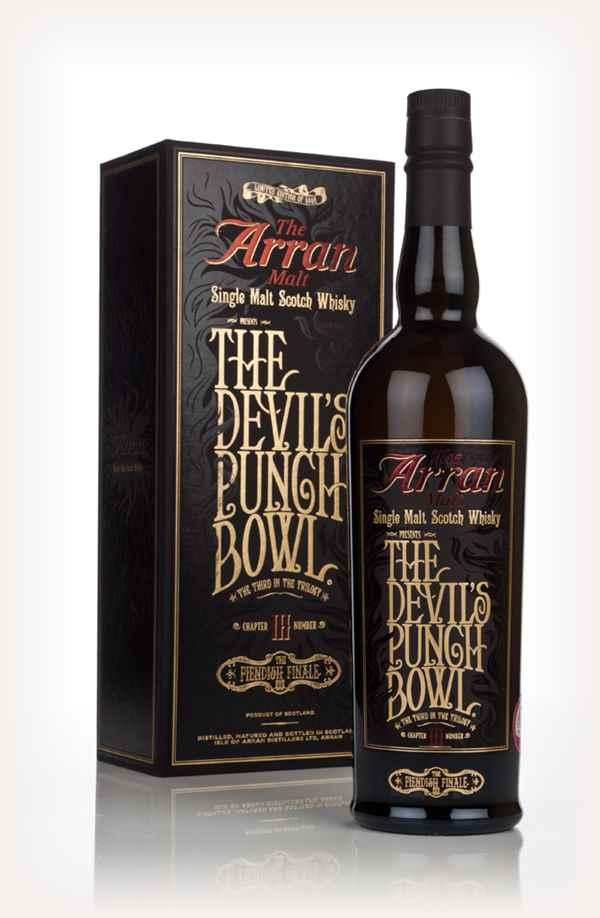 Arran 2014 The Devil's Punch Bowl Chapter III The Fiendish Finale