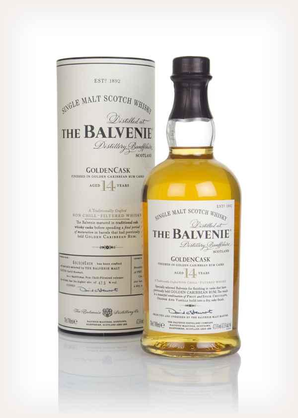 Balvenie 14 Year GoldenCask