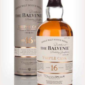 Balvenie 16 Year Triple Cask