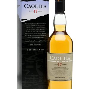 Caol Ila 17 Year 2015 Unpeated Special Releases